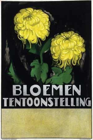 Bloemen Tentoonstelling