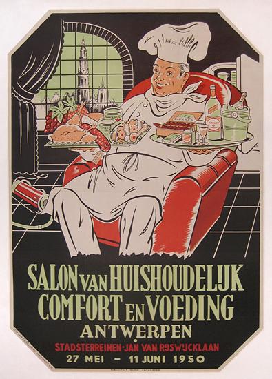 Salon van Huishoudelijkheid Antwerpen