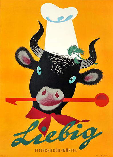 Liebig - Cow