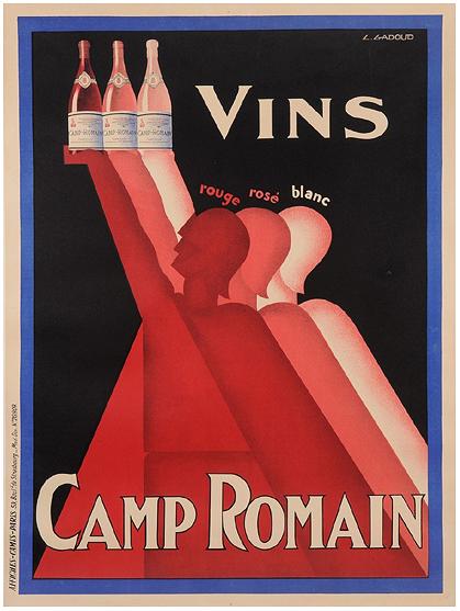Vin Camp Romain