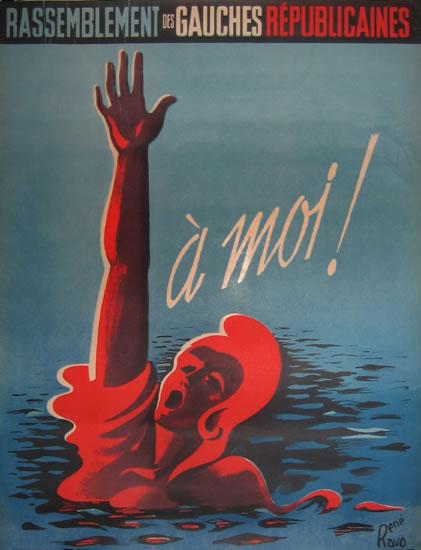 Rassemblement des Gauche Republicaines - A moi!