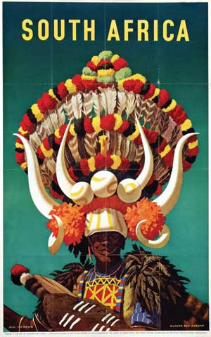 South Africa (Headdress)