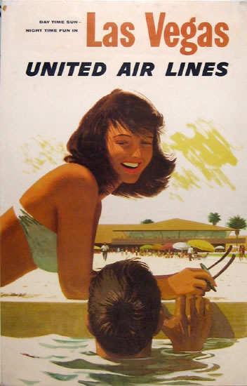 United Airlines - Las Vegas