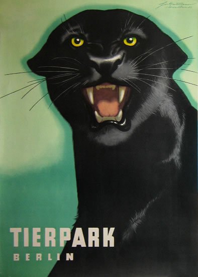 Tierpark Berlin (Panther)