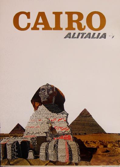 Alitalia - Cairo