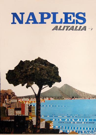 Alitalia - Naples