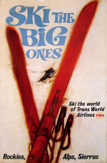 TWA - Ski The Big Ones