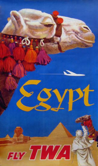 TWA - Egypt