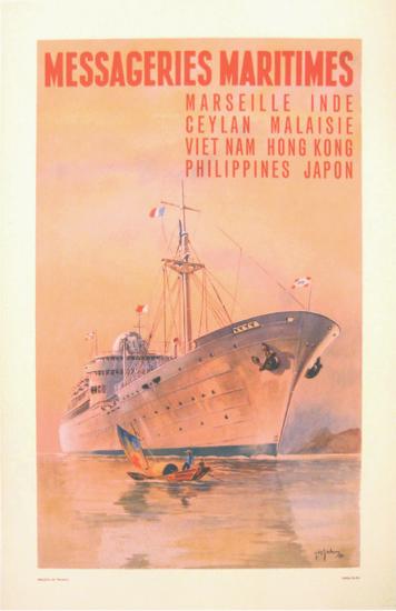 Messagerie Maritimes Japon