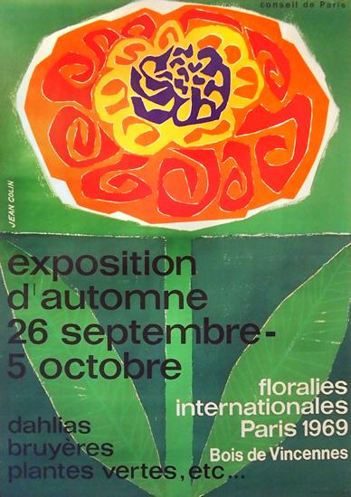 Floralies Internationales Exposition d'Automne  (Dahlia/ Large)
