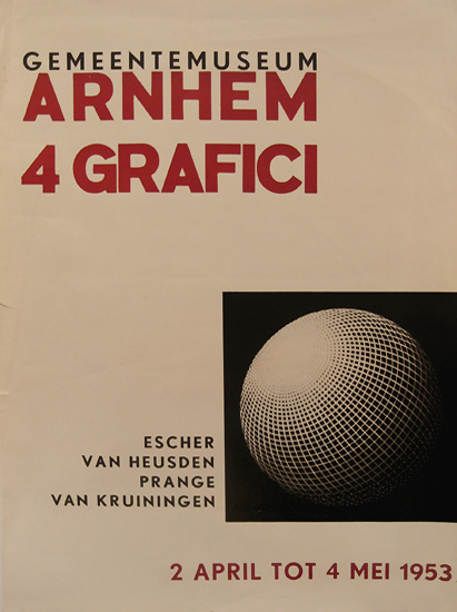 Gemeentem Museum - Arnhem 4 Grafici