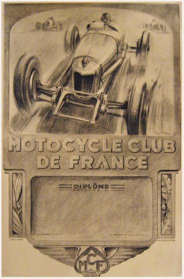 Motocycle Club de France