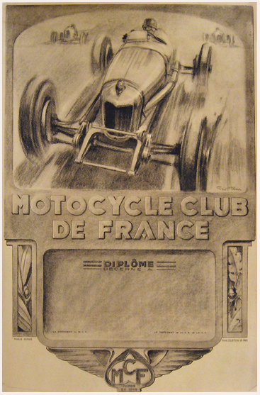 Motocycle Club de France