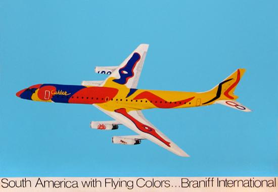 Braniff South America (Plane)