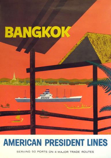 Bangkok - American President Lines
