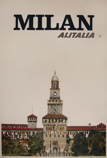 Alitalia - Milan