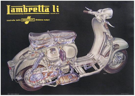 Lambretta Li