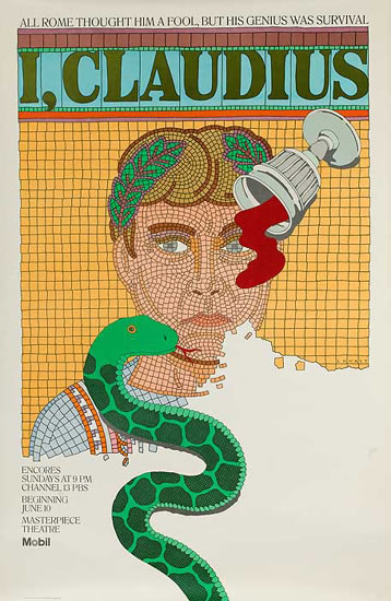 Masterpiece Theater- I, Claudius (PBS)