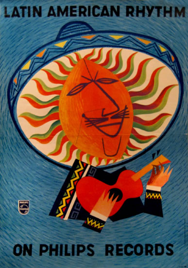 Latin American Rhythm