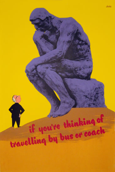 If You're Thinking of Travelling by Bus or Coach