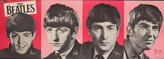 The Beatles - Dell Magazine