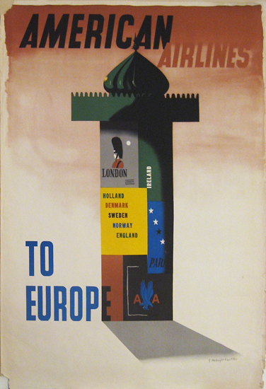 American Airlines - To Europe