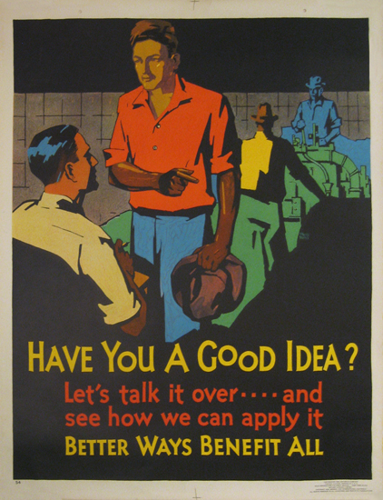 Mather Work Incentive Have You a Good Idea?