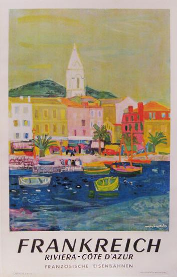 SNCF - Frankreich <br> Riviera - Cote d'Azur (Large/Bezombes)