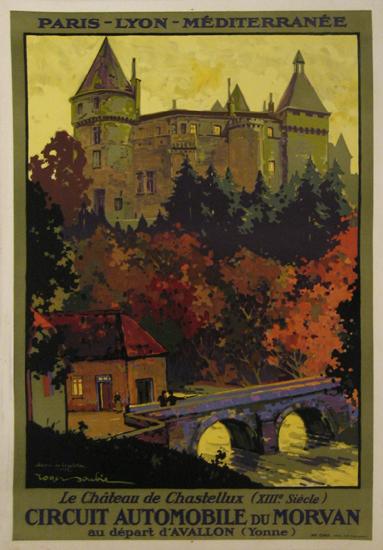 Chateaux de Chastellux