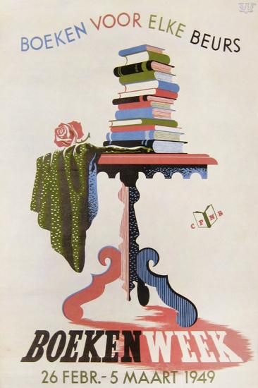 Boeken Week (Book Week)