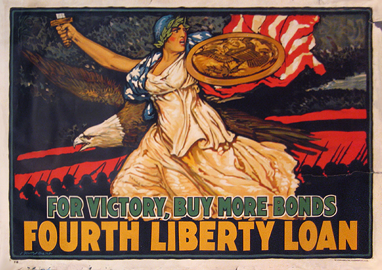 Fourth Liberty Loan