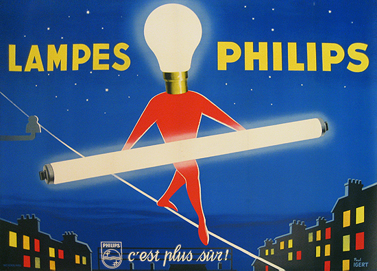 Lampes Philips - Tightrope