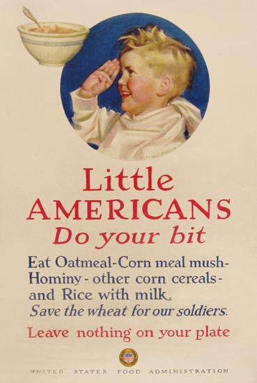 Little Americans Do Your Bit