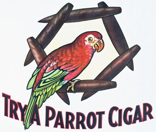 Try a Parrot Cigar