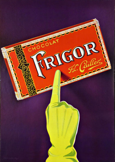 Frigor Chocolate
