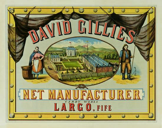 David Gilles Fishing Nets