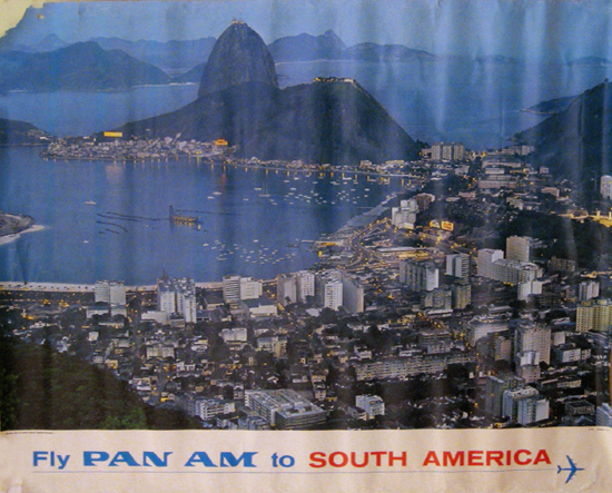 Pan Am - South America (Rio)