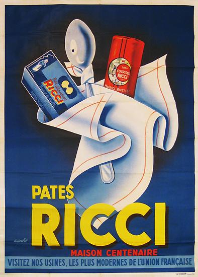 Pates Ricci