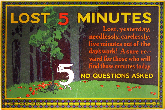 Mather Series: Lost 5 Minutes