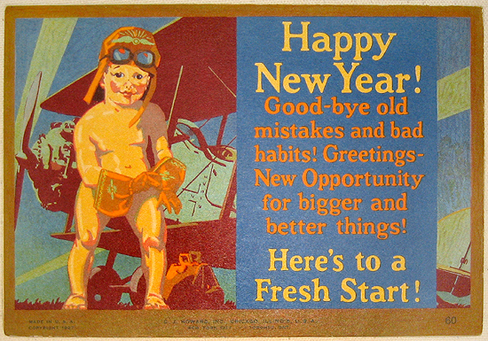 Mather Series: Happy New Year!