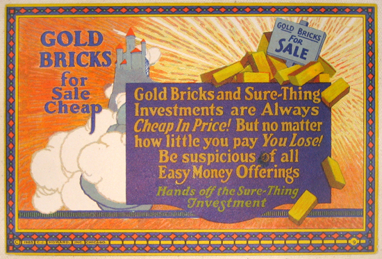 Mather Series: Gold Bricks