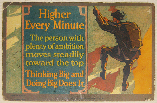 Mather Series: Higher Every Minute