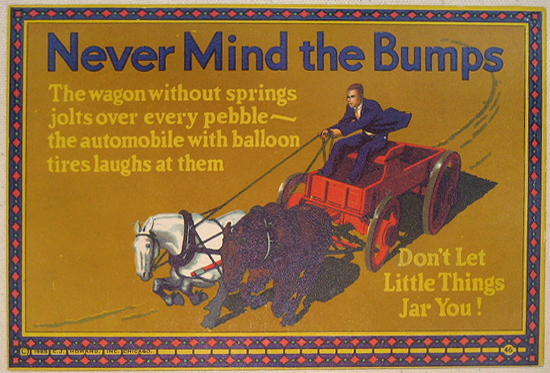 Mather Series: Never Mind the Bumps