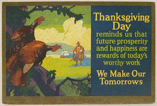 Mather Series: Thanksgiving Day