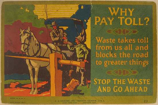 Mather Series: Why Pay Toll