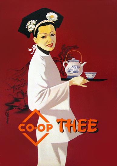 Co-op Thee (Tea)
