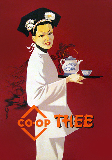 Co-op Thee (Tea)