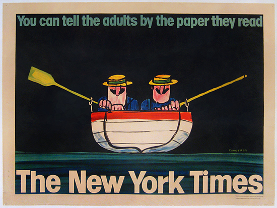 New York Times (Rowboat)