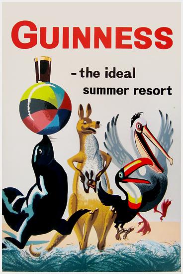 Guinness The Ideal Summer Resort
