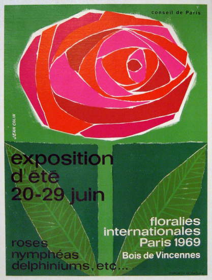 Floralies Internationales Exposition d'Ete LARGE (Rose)